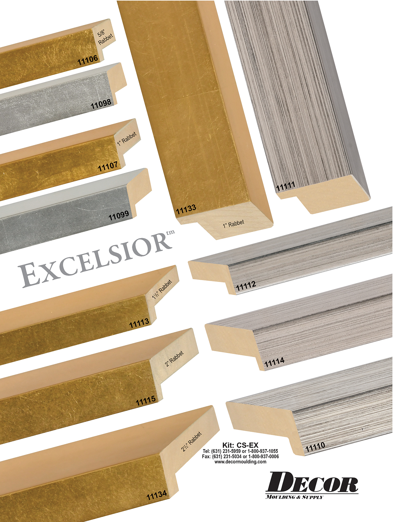 Welcome To Decor Moulding Supply